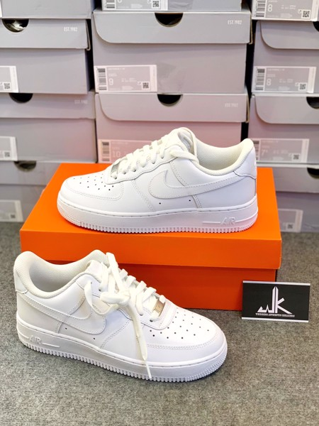 315115-112 Air Force 1 Low All White
