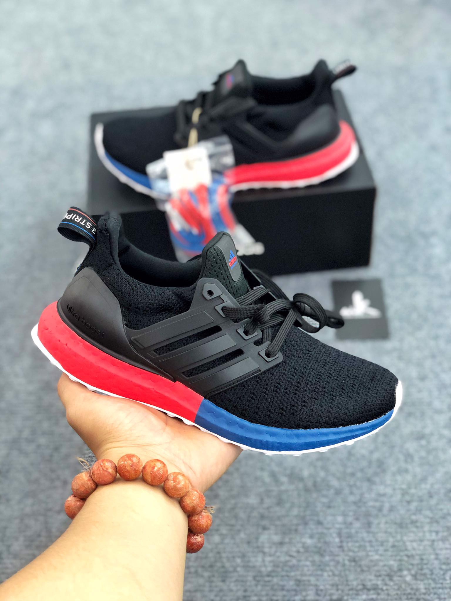 FX8770 UltraBoost DNA Lush Red