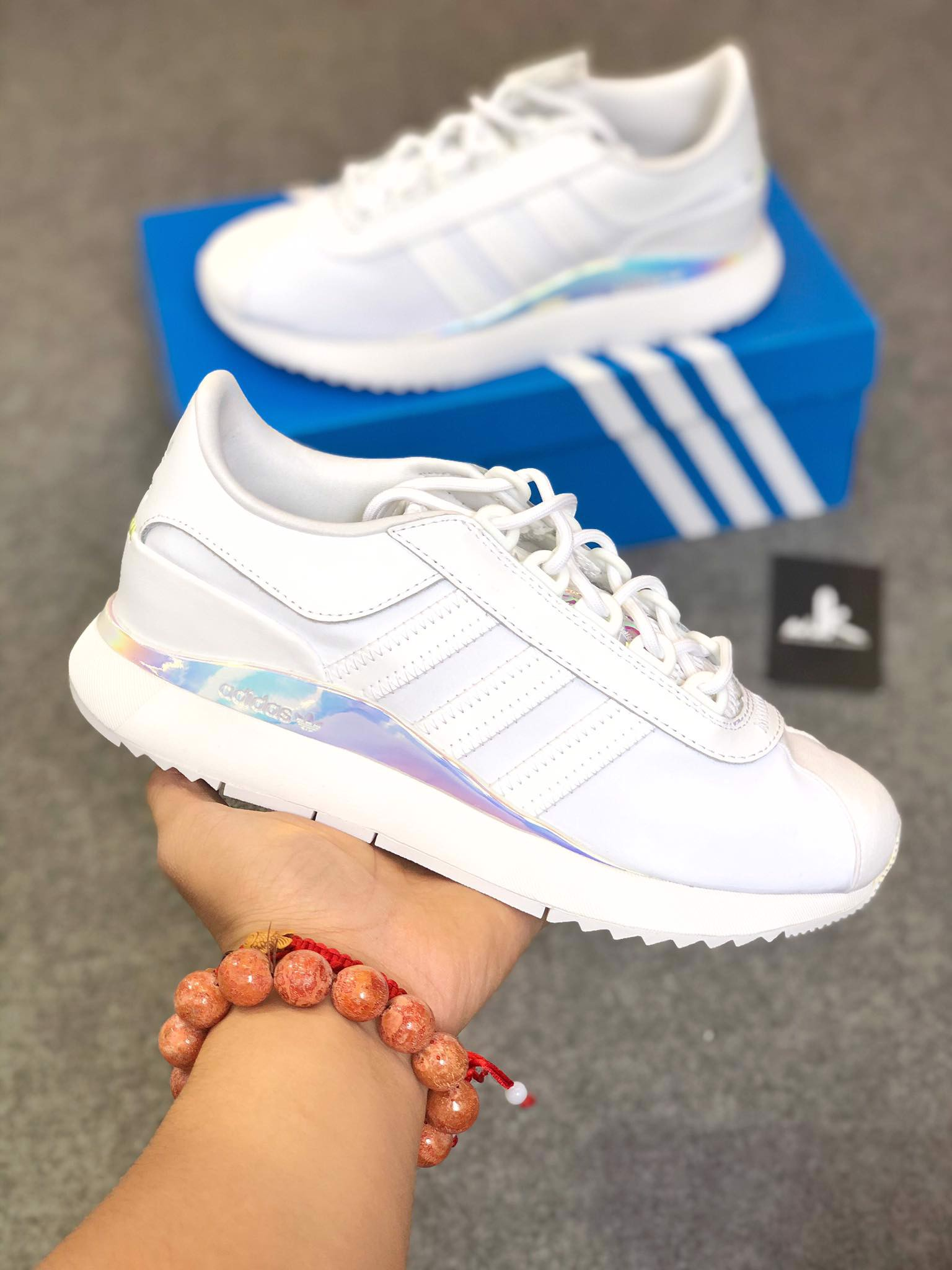 FU7212 SL Andridge White Iridescent