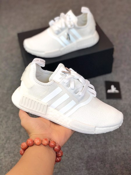 H01903 NMD R1 Triple White
