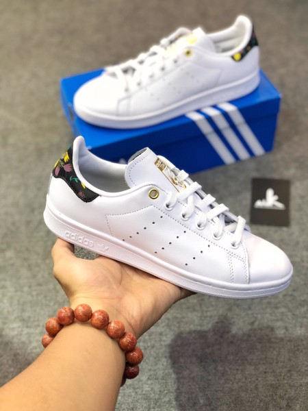 EH2037 Stan Smith Floral Pattern