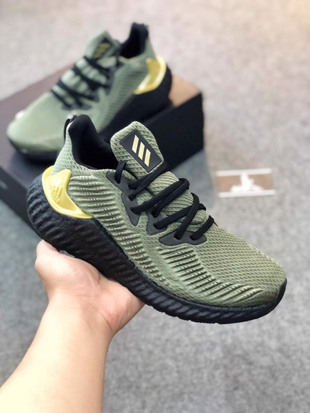 EH3321 - AlphaBoost Green Black