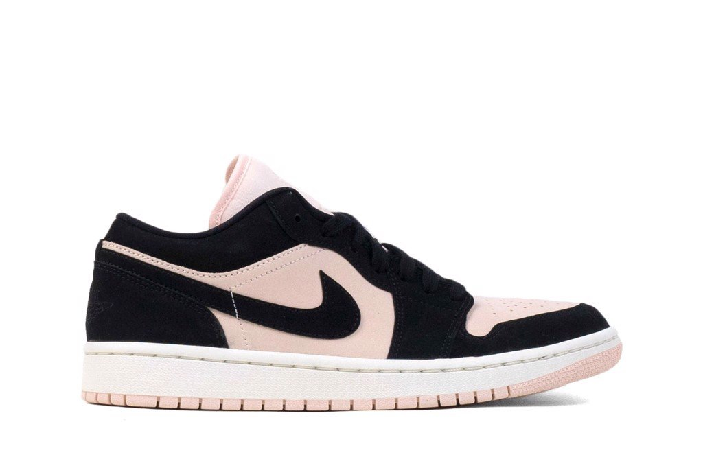 DC0774-003 Jordan 1 Low Black Guava Ice