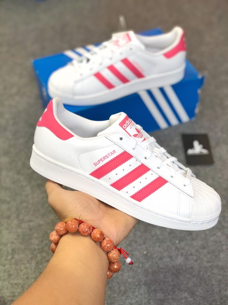 CG6608 Superstar Cloud White Real Pink