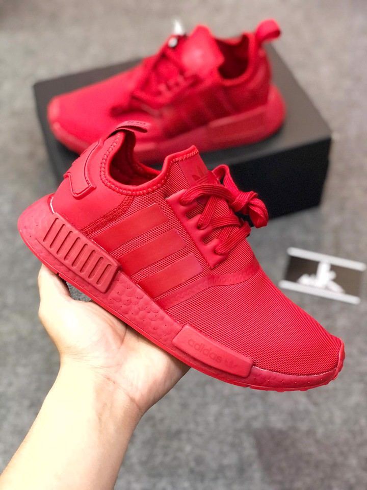 FW0706 - NMD R1 TRIPLE RED
