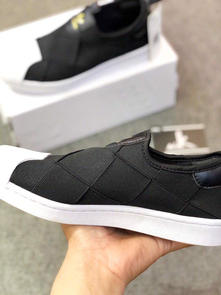 FV3187 - SuperStar Slip-On Black