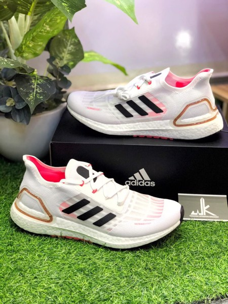 FW9771 UltraBoost Summer.RDY White Signal Pink