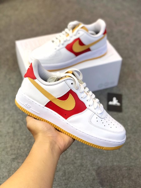 Nike Air Force 1 Red White