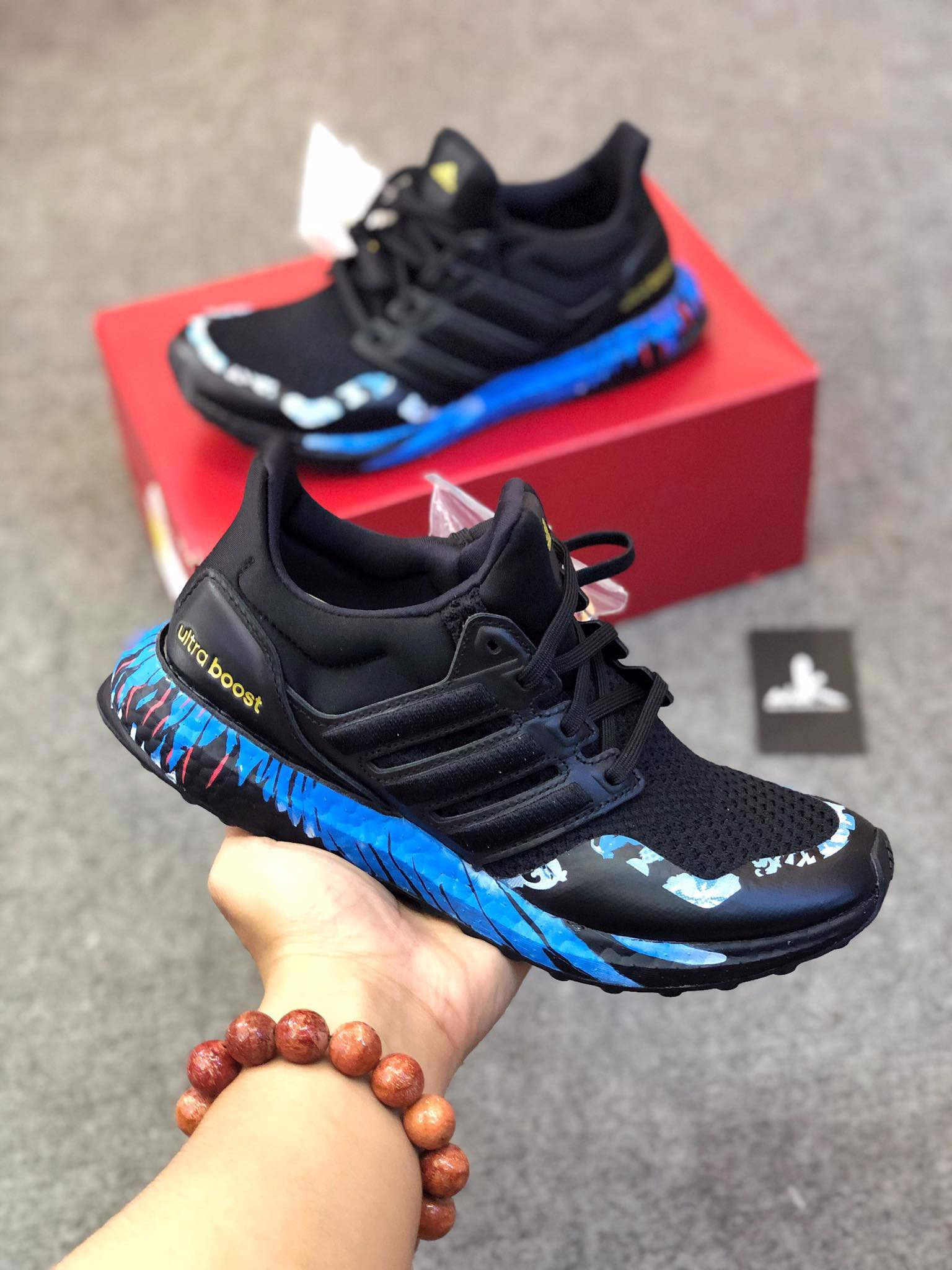 FW4321 UltraBoost DNA Chinese New Year Black (2020)