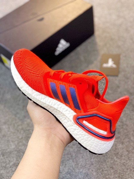FV8449 - Ultraboost 2020 ISS Solar Red