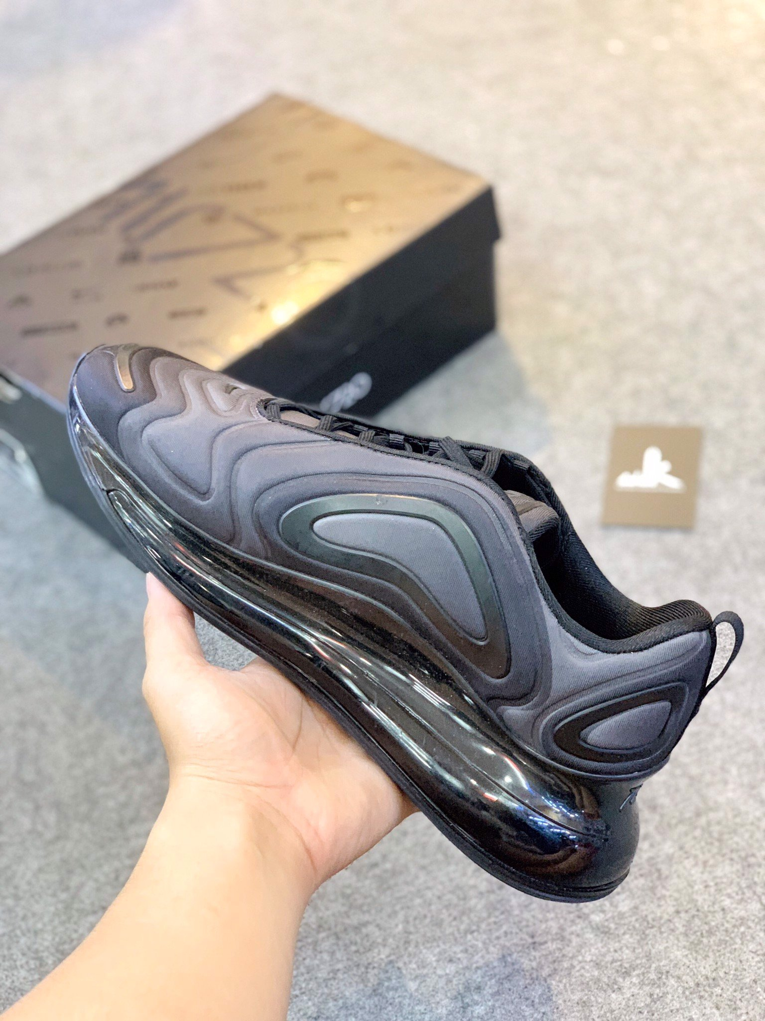 Airmax 720 All Black