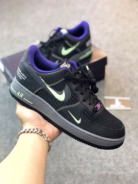 CT1621-001 Air Force 1 Low Future Swoosh