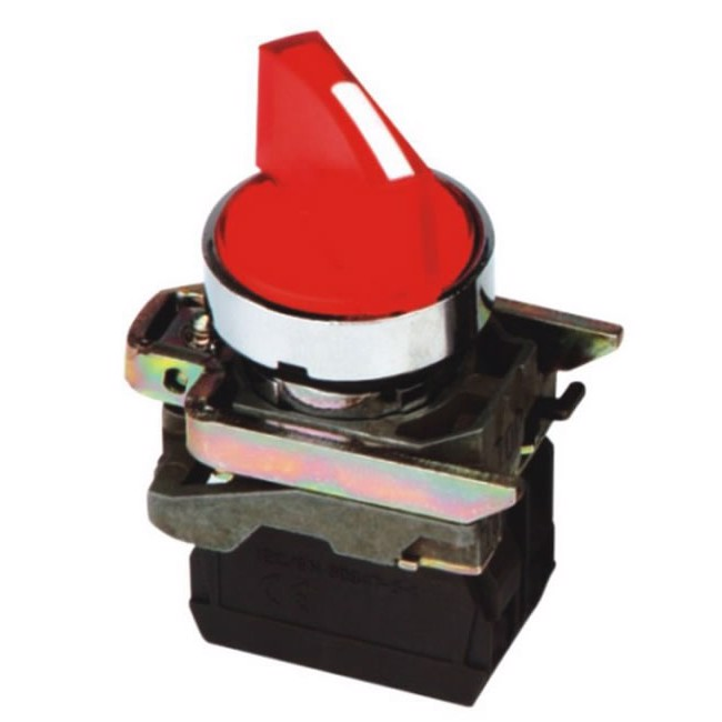 Selector Switch with LED Lamp