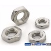 M8 hex thin nut