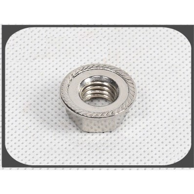 Stainless steel 304 hex flange nut