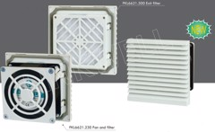 LK6621 Fan and filter