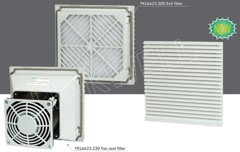 LK6623 Fan and filter