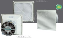 LK6625 Fan and filter