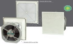 LK6626 Fan and filter
