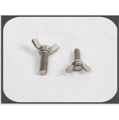 Stainless steel 316 wing bolt