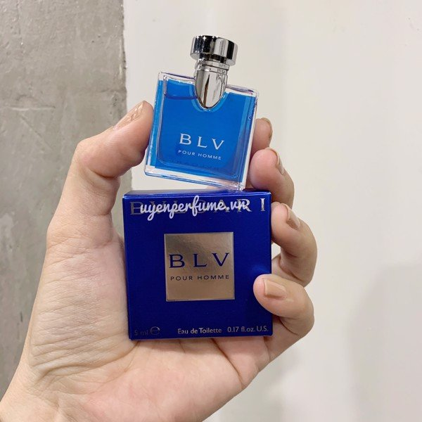 BLV Pour Homme 5ml