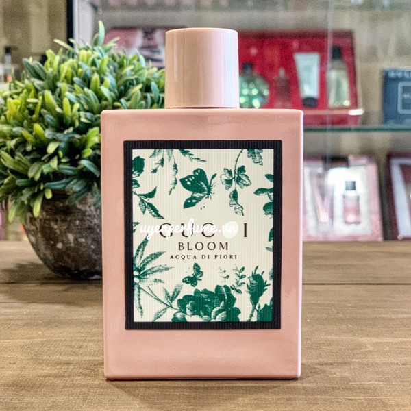 Bloom Acqua Women