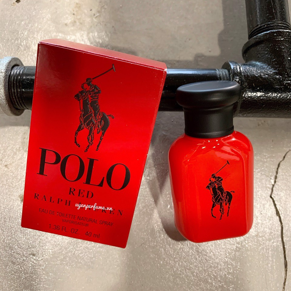 Polo Red 40ml