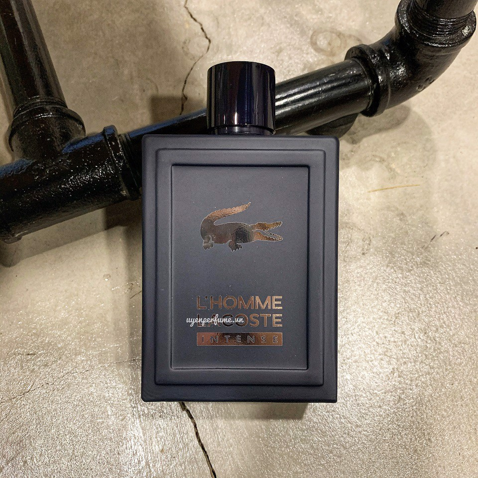 L'Homme Lacoste Intense Men