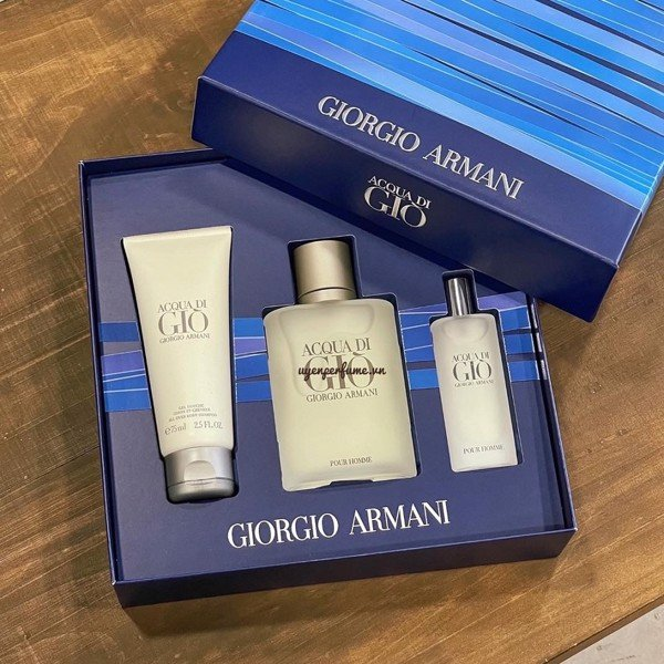 Gift Set Giò Men