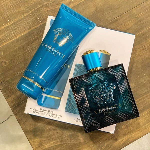 Gift Set VS Eros Men