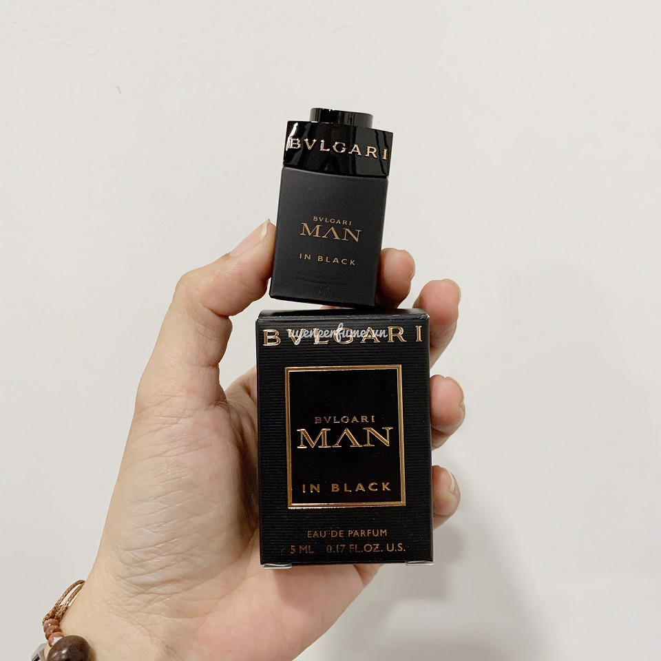 BVL Man Black 5ml