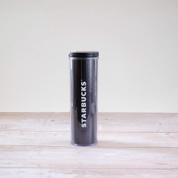 Ly TUMBLER 16OZ BLACK WORDMARK