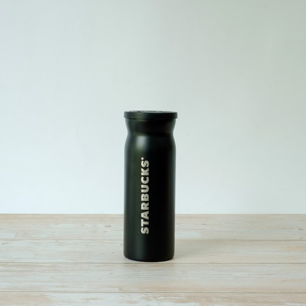 Ly 12oz SS Contour Black Tumbler