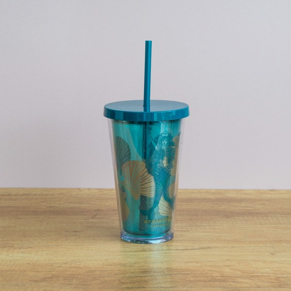 Ly COLD CUP 16OZ SIREN AND SHELL
