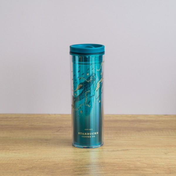 Ly TUMBLER 12OZ SIREN SWIMMING