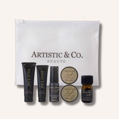 High Line Skin care travel set