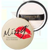 Miss 9' The Golden Face Powder -  01