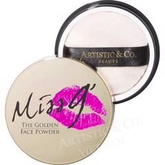 Miss 9' The Golden Face Powder-02