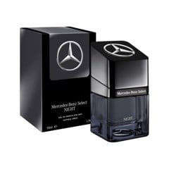 Mercedes-Benz Man Select Night Edp For Men 50Ml
