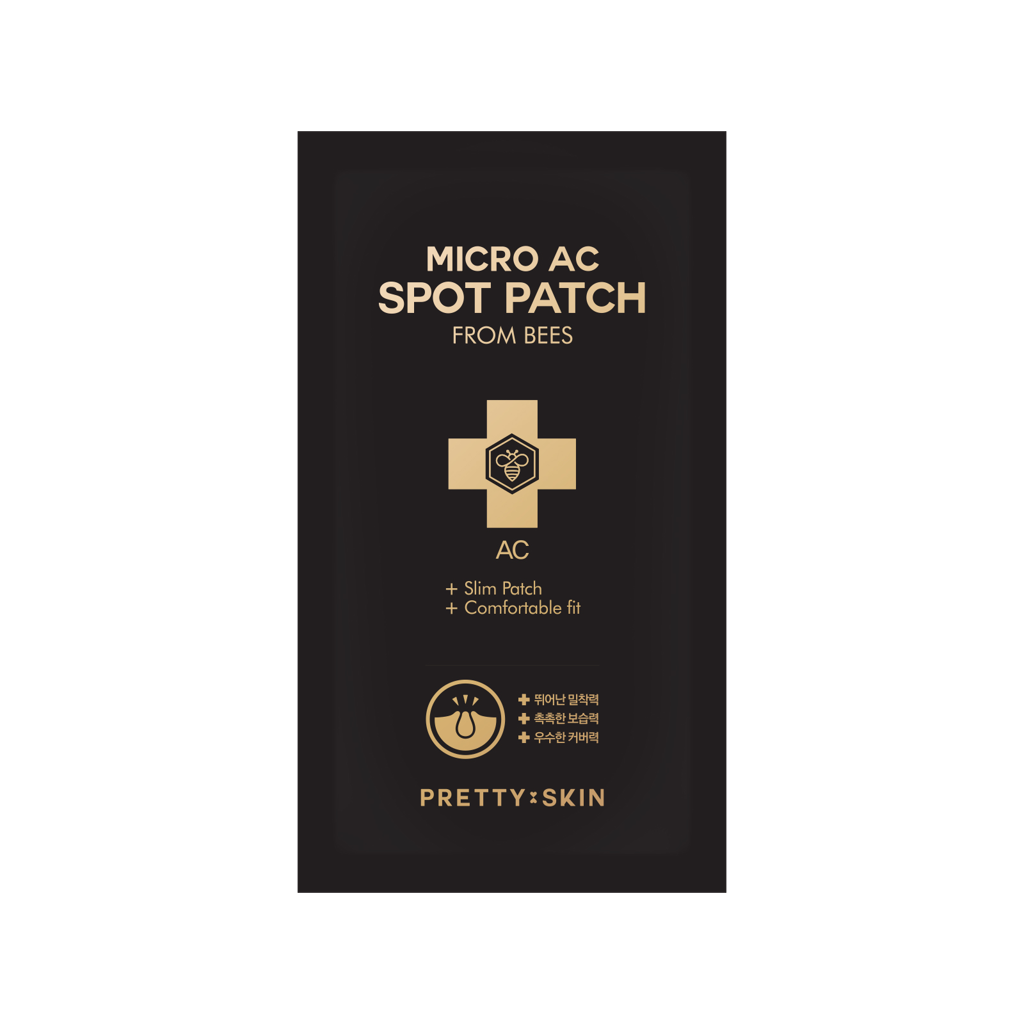 Miếng dán mụn PrettySkin AC Spot Patch From Bees