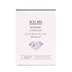Mặt nạ sáng da Acelabs Diamond Luminous Intense Brightening