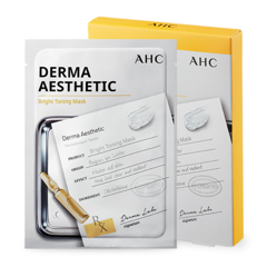 AHC Mặt nạ giấy Derma Aesthetic Bright Toning 25g