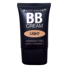 Kem Nền City Color BB Cream Đen - Light 23ml