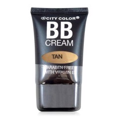 Kem Nền City Color BB Cream Đen - Tan 23ml