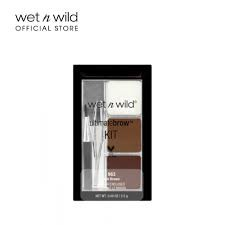 Bộ kẻ mày Wet n Wild Ultimate Brow - Kit Ash Brown