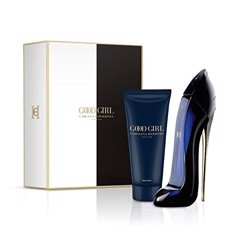 Carolina Herrera Good Girl YK_Giftset EDP 80ml + Body Lotion 100ml