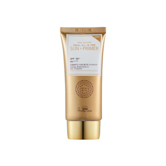Kem Lót Chống Nắng PRETTYSKIN TOTAL SOLUTION SNAIL ALL IN ONE SUN+PRIMER 70ml