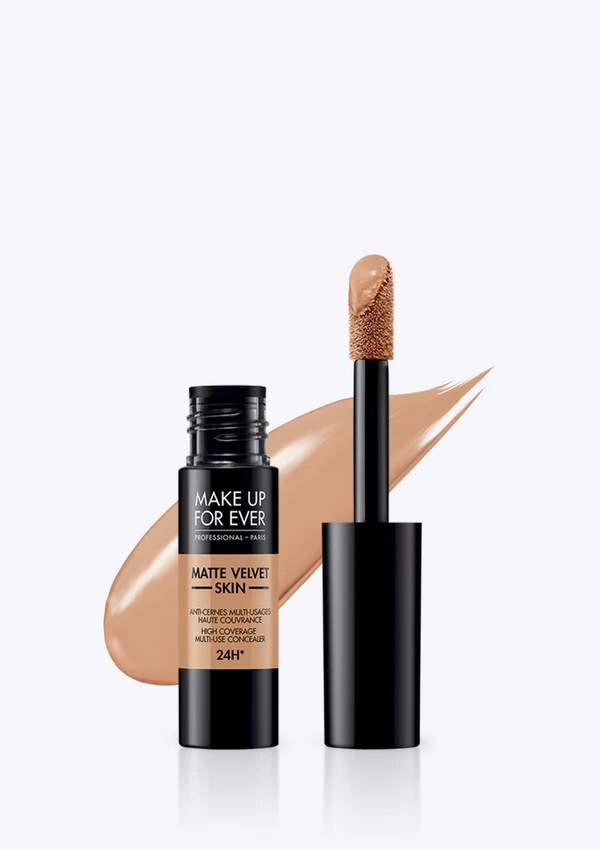 Kem Che Khuyết Điểm Make Up For Ever Mufe Matte Velvet Skin Concealer N2.5 9ml