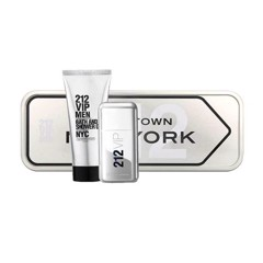 Carolina Herrera 212 VIP Men YK_Giftset EDT 10ml + Shower Gel 100ml
