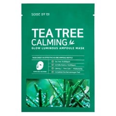 Some By Mi Mặt Nạ Giấy Tea Tree Calming Sheet Mask 25ml
